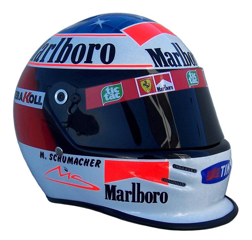 Casque R 233 Plique Pilote De Formule1