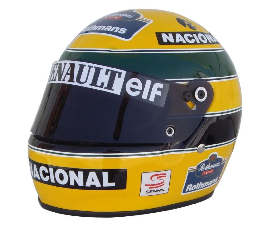 casque ayrton senna 1994 boutique. Black Bedroom Furniture Sets. Home Design Ideas